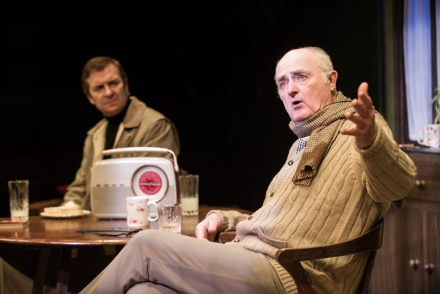 APS Ian Targett, John Arthur in Absurd Person Singular (Mill at Sonning)