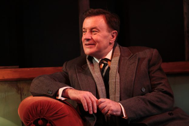 Christopher Villiers in The Living Room (Jermyn Street Theatre) - Bob Workman