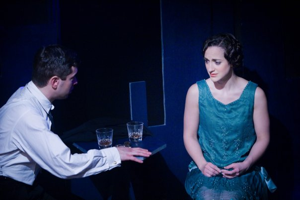 David Ricardo-Pearce and Helena Blackman in Saturday Night (Arts Theatre) - Bob Workman