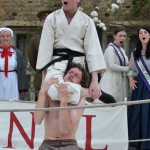Ensemble in As You Like It (Guildford Shakespeare Company) - Steve Porter