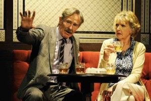 Penelope Keith & Christopher Ravenscroft