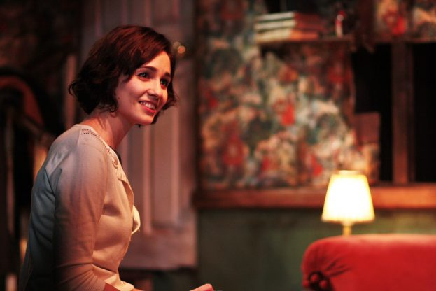 Tuppence Middleton in The Living Room (Jermyn Street Theatre) - Bob Workman