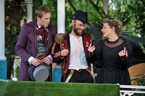 Twelfth Night - 2014, Guildford Shakespeare Company