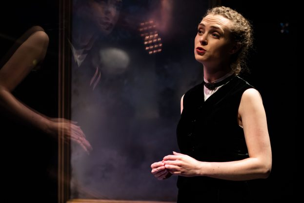 Pictures of Dorian Gray - Jermyn Street Theatre - Helen Reuben (Basil Hallward)1. Credit - S R Taylor Photography